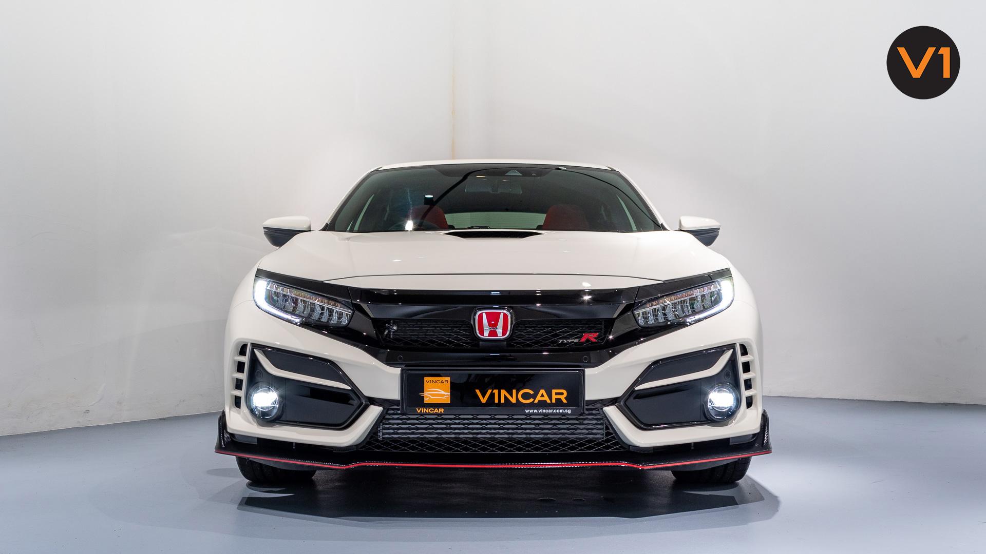 Honda Civic 2.0 Type R GT (FL2020) - Front Direct