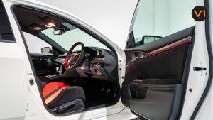 Honda Civic 2.0 Type R GT (FL2020) - Front Door Angle