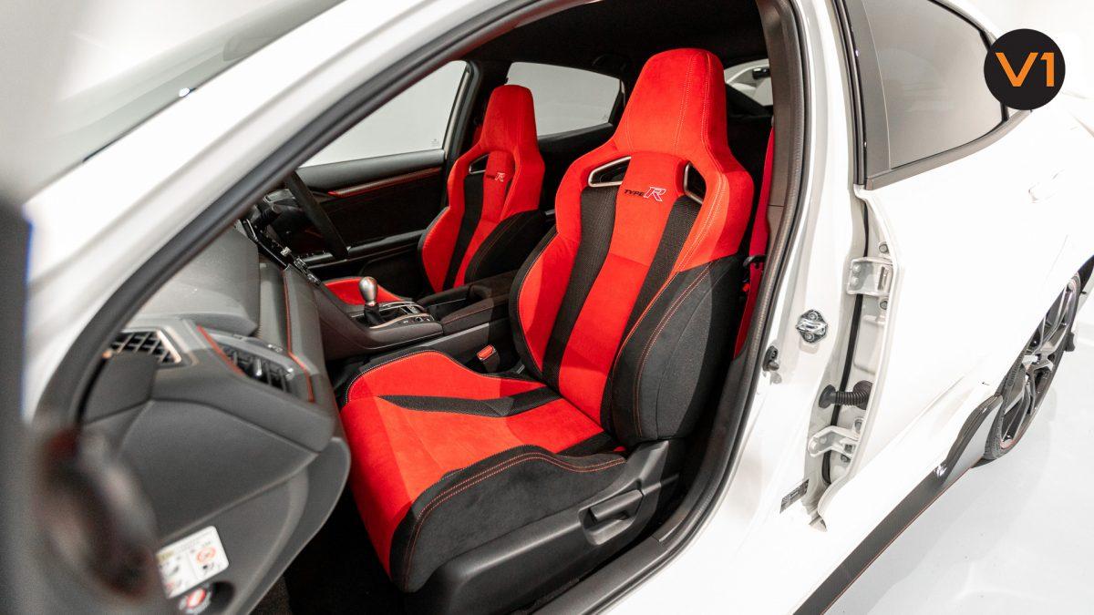 Honda Civic 2.0 Type R GT (FL2020) - Front Passenger Seat