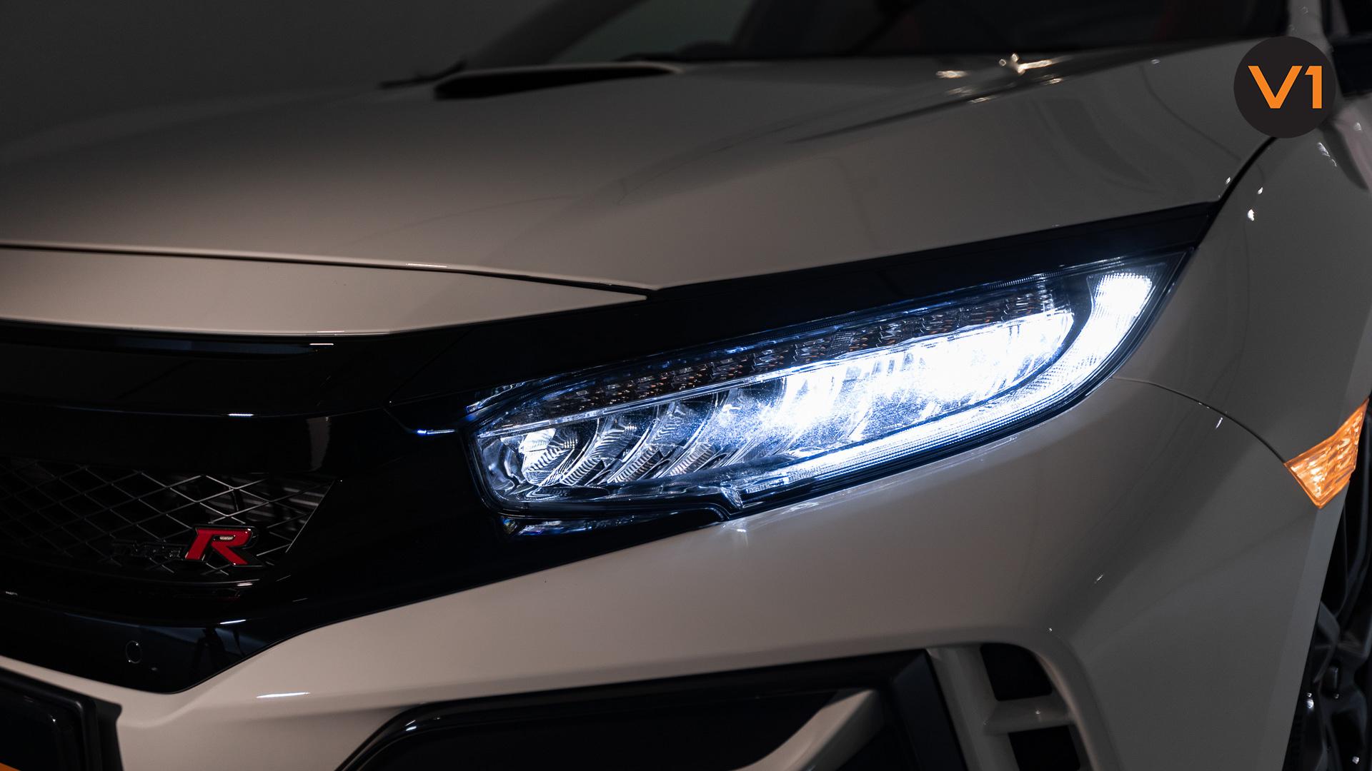 Honda Civic 2.0 Type R GT (FL2020) - Headlamp