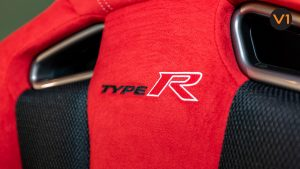 Honda Civic 2.0 Type R GT (FL2020) - Headrest with Type R Badge