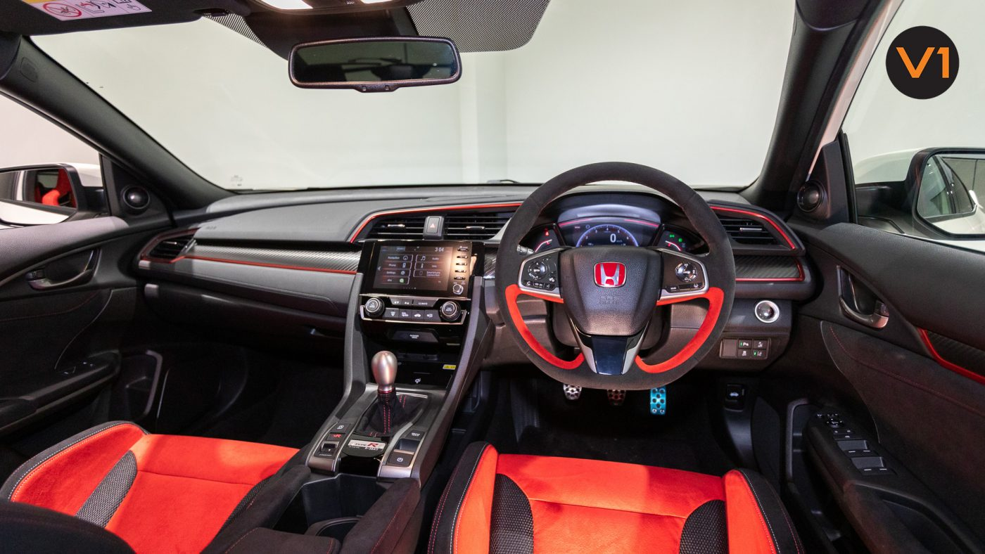 Honda Civic 2.0 Type R GT (FL2020) - Interior Dash
