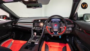 Honda Civic 2.0 Type R GT (FL2020) - Interior Dash