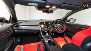 Honda Civic 2.0 Type R GT (FL2020 - Interior Dashboard