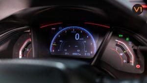 Honda Civic 2.0 Type R GT (FL2020) - Meter 2