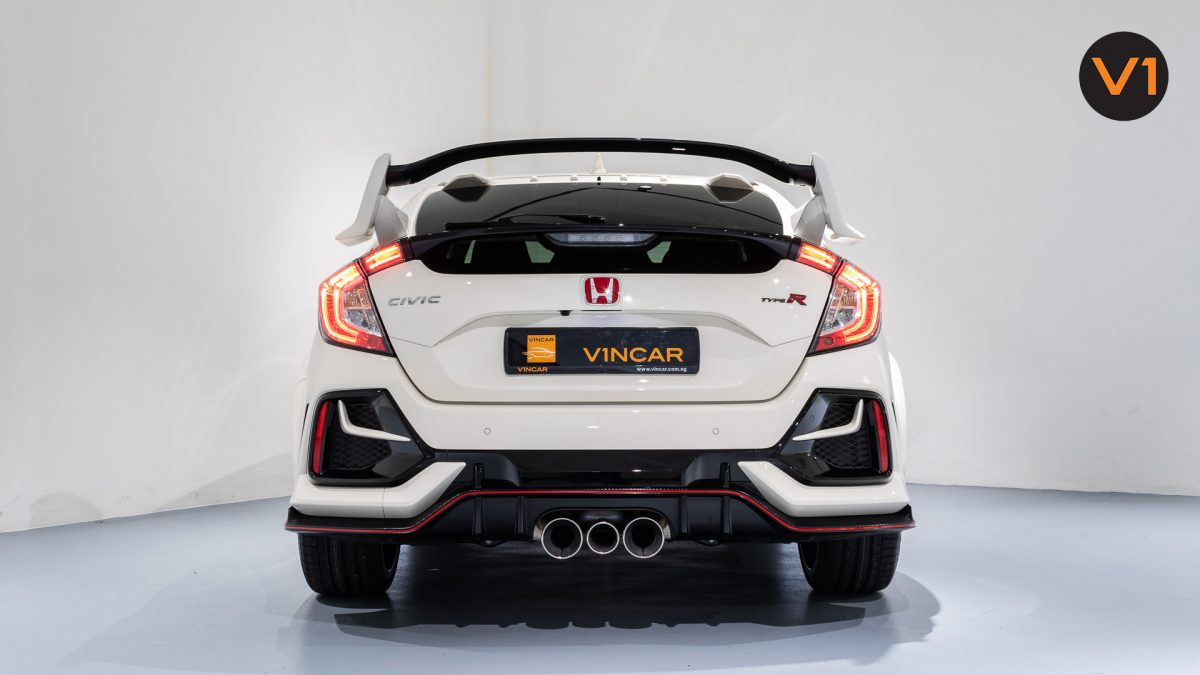 Honda Civic 2.0 Type R GT (FL2020) - Rear Direct