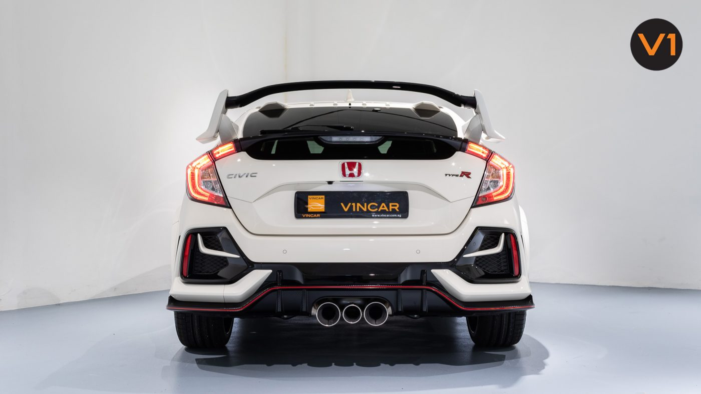 Honda Civic 2.0 Type R GT (FL2020) - Rear Direct