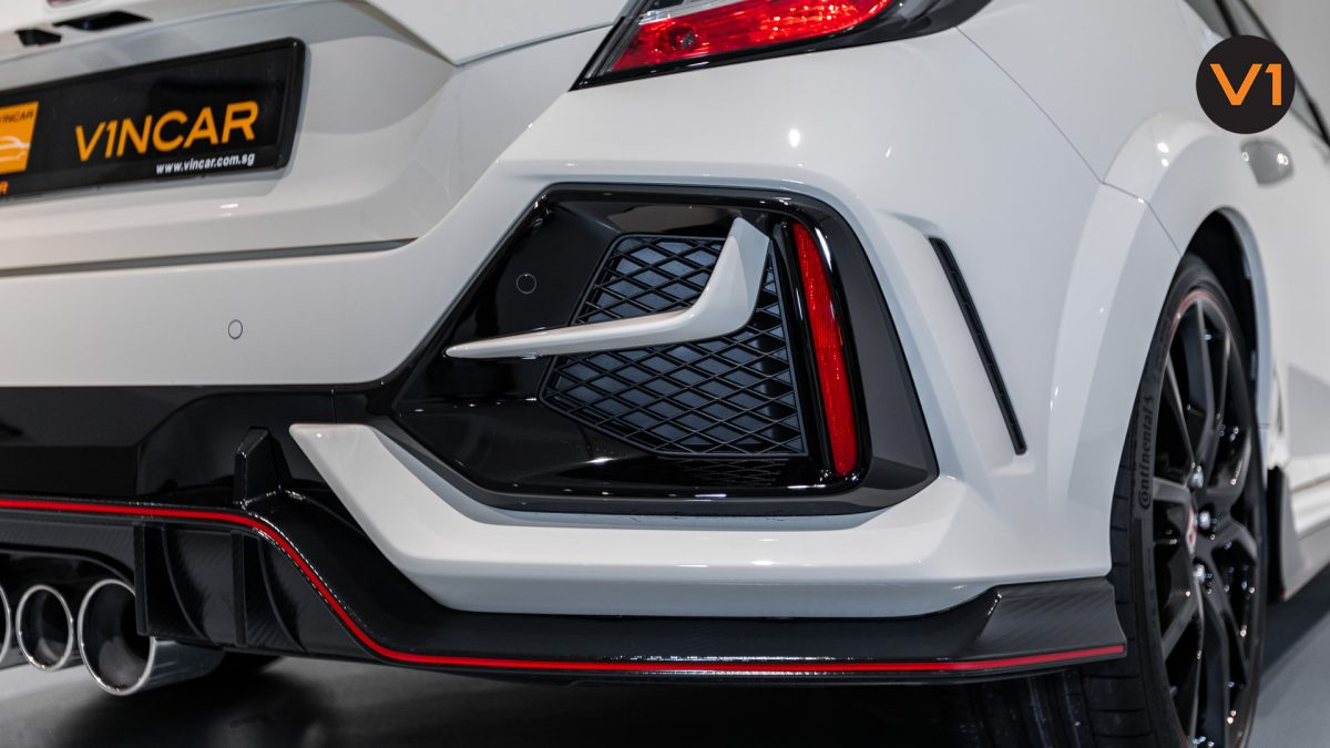 Honda Civic 2.0 Type R GT (FL2020) - Rear Light