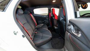 Honda Civic 2.0 Type R GT (FL2020) - Rear Seat 2