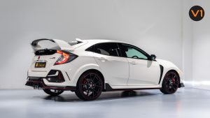 Honda Civic 2.0 Type R GT (FL2020) - Rear Side Profile