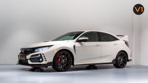 Honda Civic 2.0 Type R GT (FL2020) - Side Profile