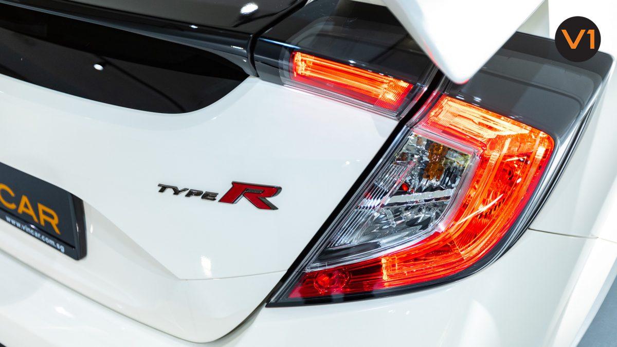 Honda Civic 2.0 Type R GT (FL2020) - Taillamp
