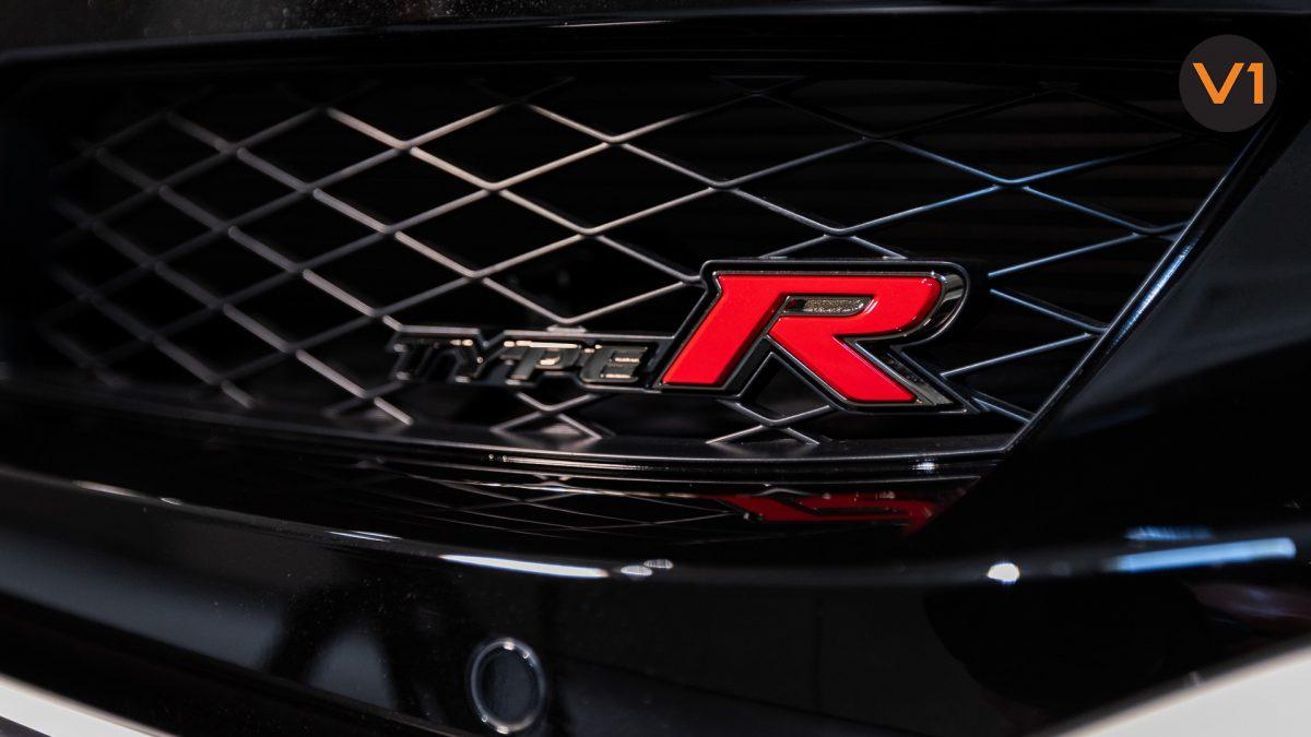 Honda Civic 2.0 Type R GT (FL2020) - Type R Badge