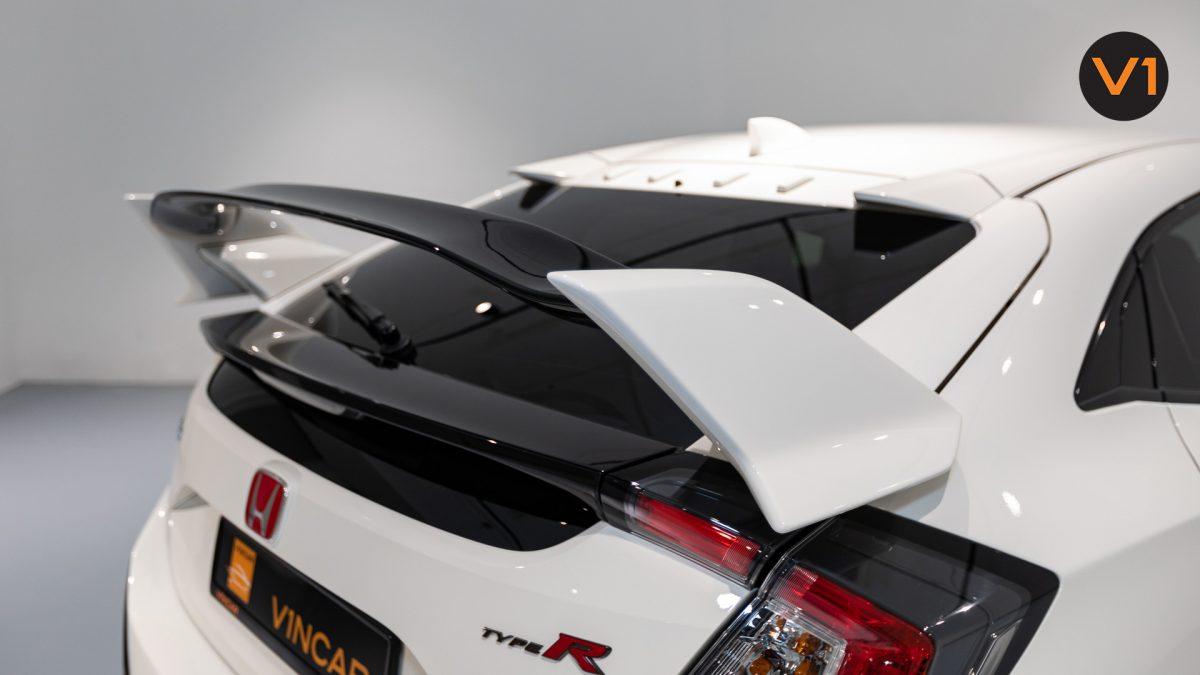 Honda Civic 2.0 Type R GT (FL2020) - Type R Rear Wing