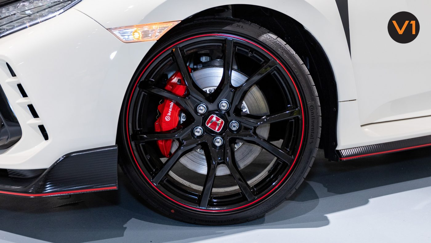 Honda Civic 2.0 Type R GT (FL2020) - Wheels