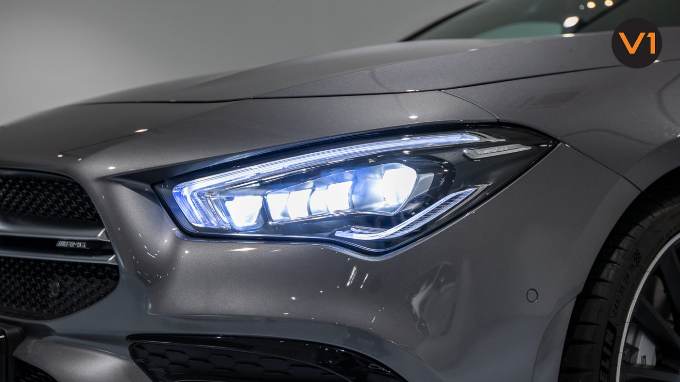 Mercedes-AMG CLA35 Coupe AMG 4Matic Premium Plus - Headlamp