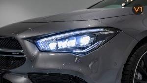 Mercedes-AMG CLA35 Coupe AMG 4Matic Premium Plus - Headlamp