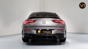 Mercedes-AMG CLA35 Coupe AMG 4Matic Premium Plus - Rear Direct