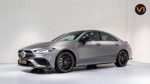 Mercedes-AMG CLA35 Coupe AMG 4Matic Premium Plus - Side Profile