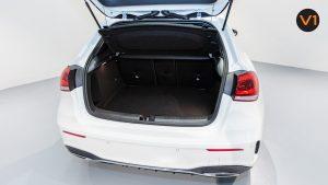 Mercedes-Benz A180 AMG Executive - Boot Space