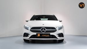 Mercedes-Benz A180 AMG Executive - Front Direct
