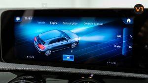 Mercedes-Benz A180 AMG Executive - Infotainment