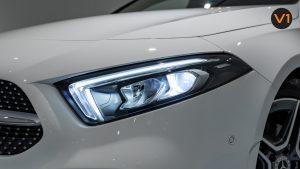 Mercedes-Benz A180 AMG Executive - LED headlight