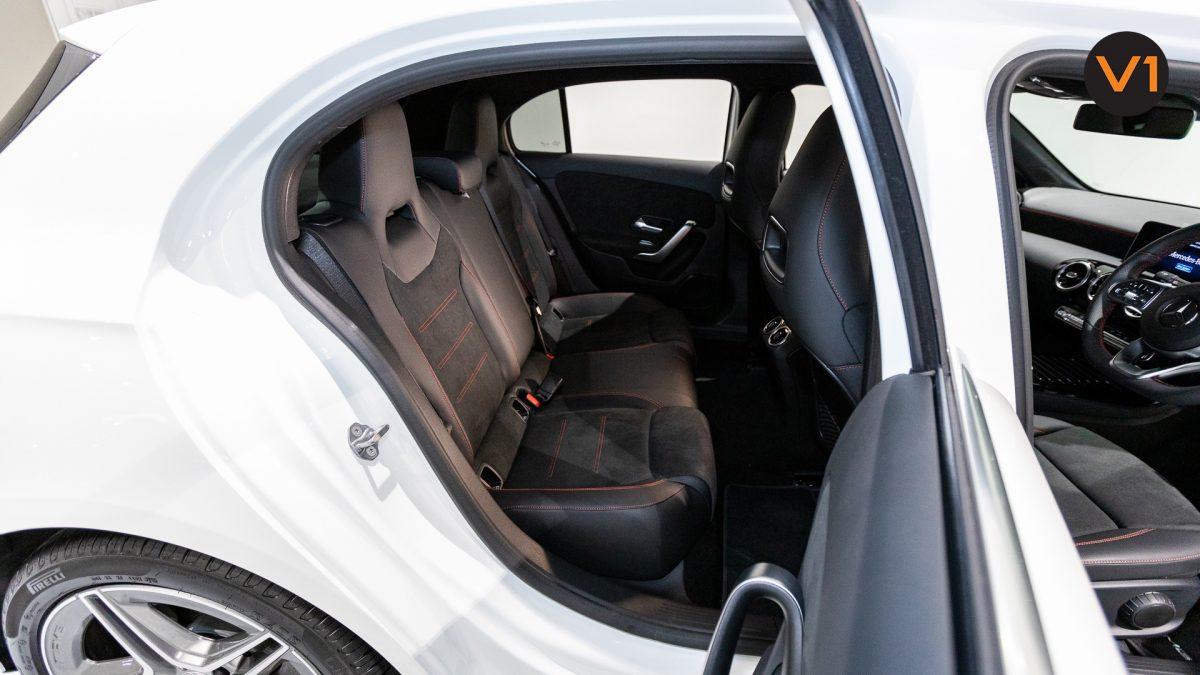 Mercedes-Benz A180 AMG Executive - Rear Seat