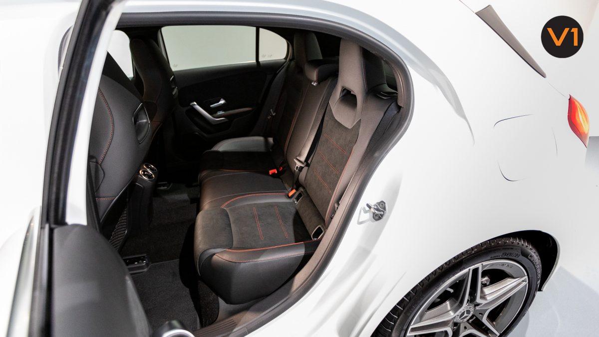 Mercedes-Benz A180 AMG Executive - Rear Seats 2
