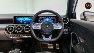 Mercedes-Benz A180 AMG Executive - Steering Wheel