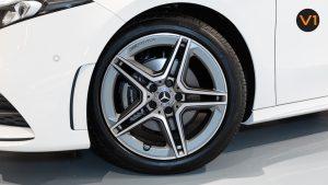 Mercedes-Benz A180 AMG Executive - Wheels