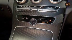 Mercedes-Benz C200 Saloon AMG Premium Night Edition - Button Controls