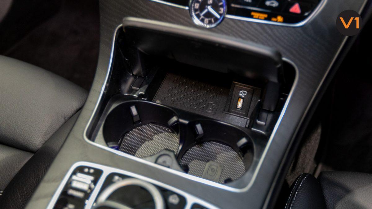 Mercedes-Benz C200 Saloon AMG Premium Night Edition - Cup holder