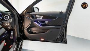 Mercedes-Benz C200 Saloon AMG Premium Night Edition - Door Profile