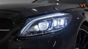 Mercedes-Benz C200 Saloon AMG Premium Night Edition - Headlights