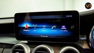 Mercedes-Benz C200 Saloon AMG Premium Night Edition - Infotainment