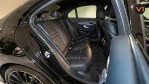 Mercedes-Benz C200 Saloon AMG Premium Night Edition - Back Seat