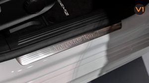Mercedes-Benz CLA180 Coupe AMG - Door Sill