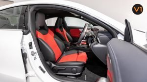 Mercedes-Benz CLA180 Coupe AMG - Driver Seat