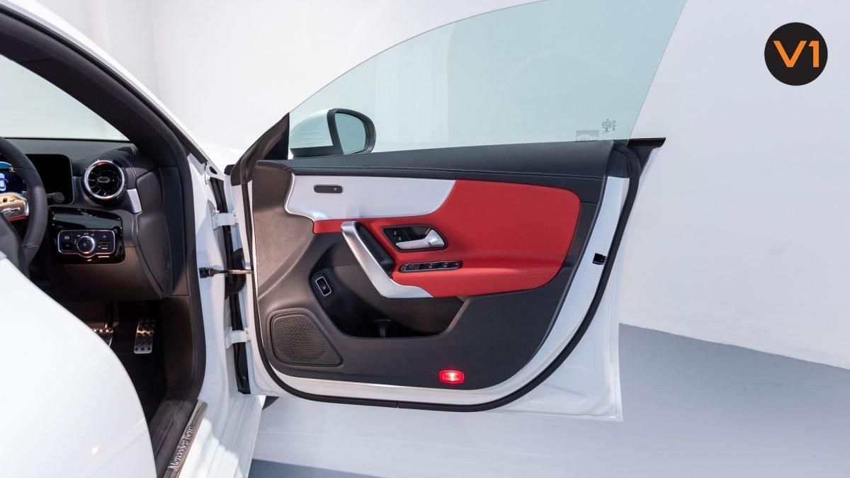 Mercedes-Benz CLA180 Coupe AMG - Front Door