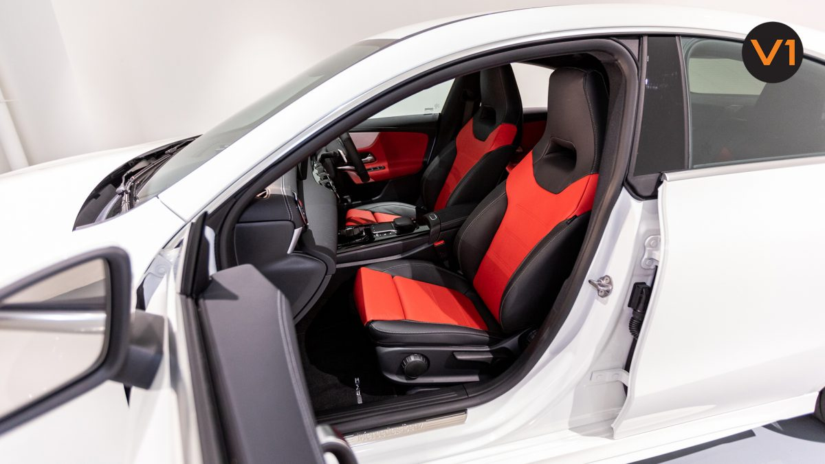 Mercedes-Benz CLA180 Coupe AMG - Front Passenger Seat