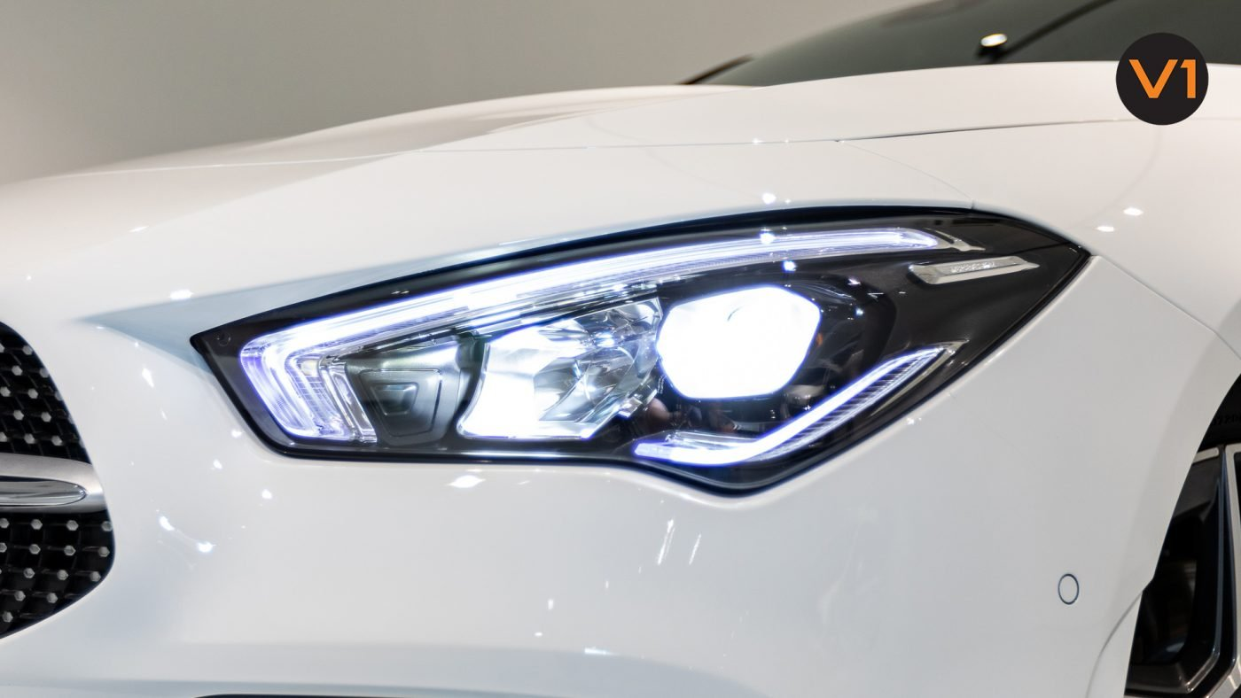 Mercedes-Benz CLA180 Coupe AMG - Headlamp
