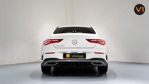 Mercedes-Benz CLA180 Coupe AMG - Rear Direct