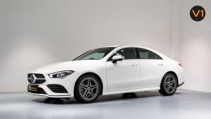 Mercedes-Benz CLA180 Coupe AMG - Side Profile