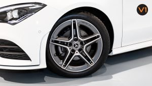 Mercedes-Benz CLA180 Coupe AMG - Wheels