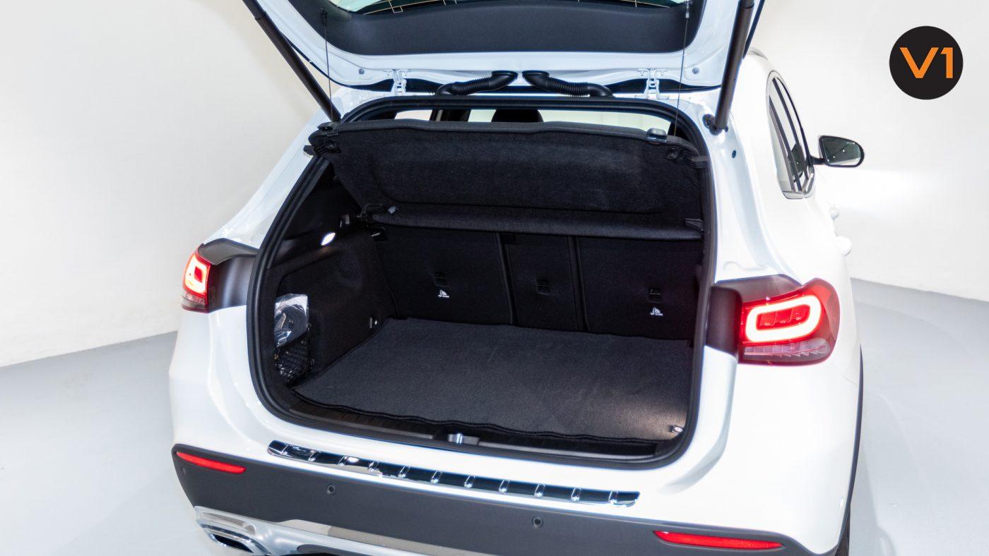 Mercedes-Benz GLA200 Sport Executive (FM2021) - Boot Space