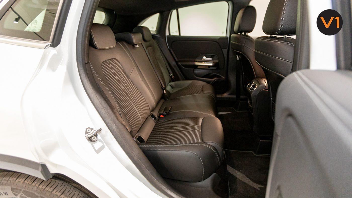 Mercedes-Benz GLA200 Sport Executive (FM2021) - Rear Seat