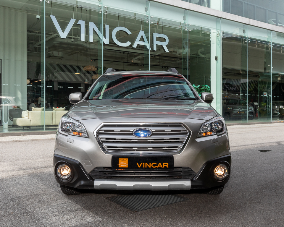 Subaru Outback - Front Direct