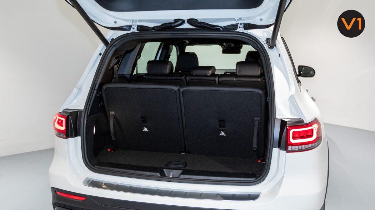 Mercedes-AMG GLB35 AMG 4MATIC Premium Plus - Boot Space