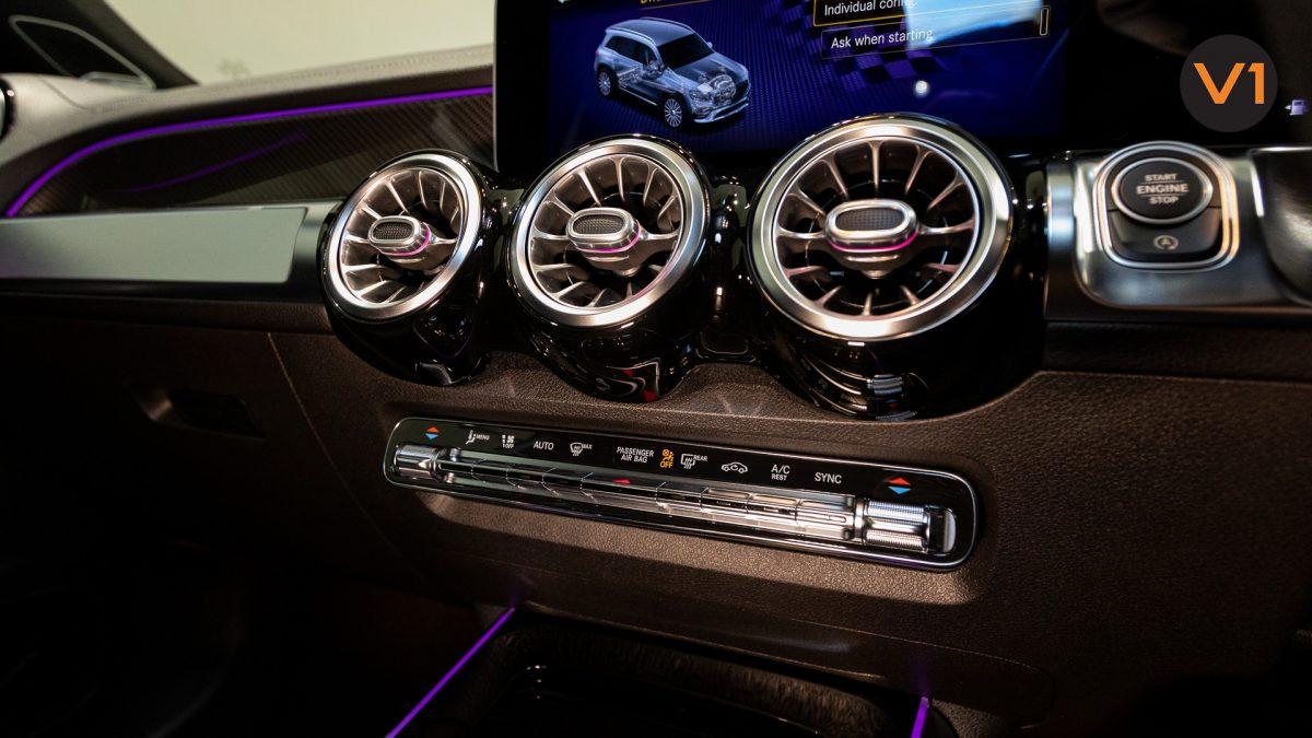 Mercedes-AMG GLB35 AMG 4MATIC Premium Plus - HVAC Sysytem